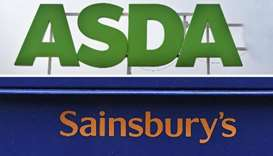 UK supermarket giants Sainsbury's, Asda agree merger