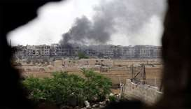 Syria strikes kill 26 fighters, mostly Iranians: monitor