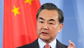 China's foreign minister to visit N Korea this week