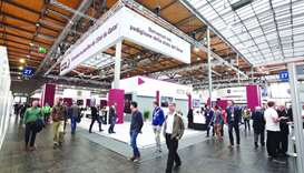 QFC showcases Qatar's economic prospects at Hanover exhibition
