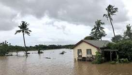 Fiji PM links climate change to fatal cyclone