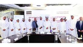 QR1.5bn infrastructure works for Citizens land plots in Al Wukair South