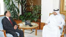 PM meets ITU chief
