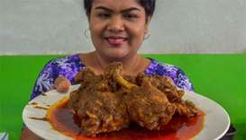 Southeast Asians defend 'chicken rendang' as debate rages on