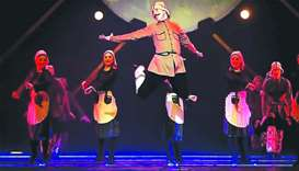 The Flying Georgians to take the stage at Mall of Qatar's Oasis