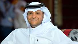 Ambassador of Qatar to Germany, Sheikh Saud bin Abdulrahman al-Thani