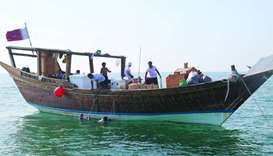 Katara pearl diving competition concludes Friday