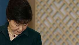South Korea's Park jailed for 24 years over corruption
