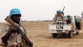 Unknown gunmen kill UN peacekeeper in northern Mali
