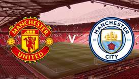 Manchester City go for title against Man United