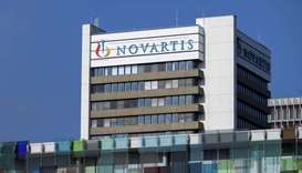 Swiss pharmaceutical giant Novartis