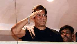 Salman Khan thanks fans after release from jail
