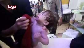 Syria chemical attack is war crime - Human Rights Watch chief