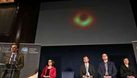 'Seeing the unseeable': Scientists reveal first photo of black hole