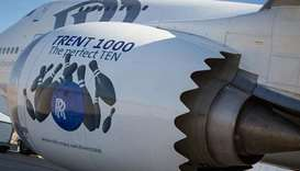 Rolls-Royce agrees early inspections for Trent engine blades