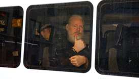 Assange charged in US with computer hacking conspiracy