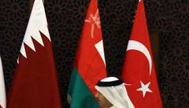 Qatar, Oman and Turkey discuss co-operation in scouting field