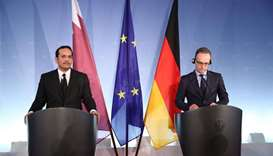 FM holds talks with German counterpart