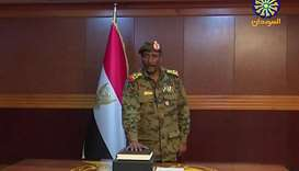 Sudan's new ruler under pressure for swift handover to civilian rule