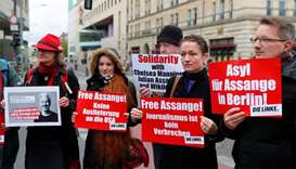 Lawmakers: Britain must ensure Assange faces any Swedish charges