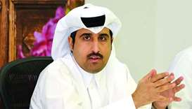 Al-Sharqi: Supporting Qatar's private sector.