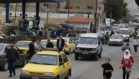 Syria steps up fuel rationing as crisis worsens