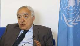 UN envoy to Libya warns of 'conflagration'
