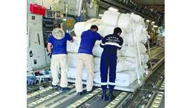QFFD provides aid to Mozambique cyclone victims