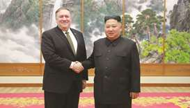 N Korea demands Pompeo's removal from nuclear talks