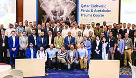 MC hosts interactive training course on pelvic fractures