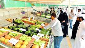 Doha Central Market to get year-round sale yard for local products