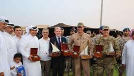 Al Udeid Air Base organises Family Day Festival