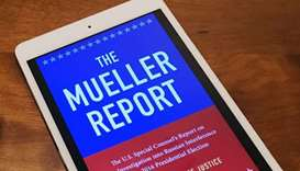 Mueller report, available for free online, becomes bestselling book