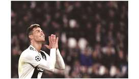 Ronaldo committed to Juve despite Champions League flop, says Allegri