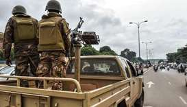 12 soldiers die in militant attack in Mali