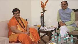 Pragya Thakur gets second EC notice for Babri remarks