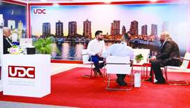UDC  booth at 'Moushtarayat 2019'