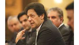 PM Khan in Iran for talks on security, ties