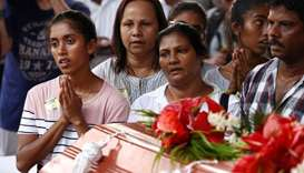 Sri Lanka falls silent for victims of terrorist attack