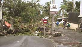 Cyclone Kenneth batters Comoros