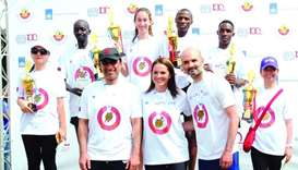 First Qatar Workers' Fun Run kicks off at Aspire