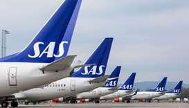 SAS cancels another 1,200 flights as pilot strike continues