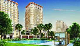 UDC announces sale of 10 tower plots in Floresta Gardens at The Pearl-Qatar