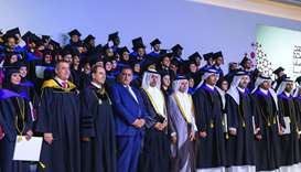 161 students graduate from DI