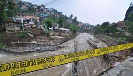 Floods in Indonesia kill 29, dozen missing