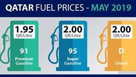 Fuel prices to go up again in May