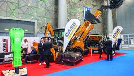 NBK Heavy Equipment's 'premium products' on show