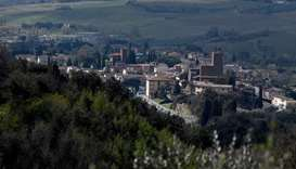 Vinci, the Tuscan village where Leonardo Da Vinci was born