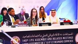 All steps taken to ensure success of IPU event: Speaker