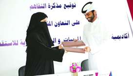 Qatar Nanny Training Academy signs MoU with Wisa